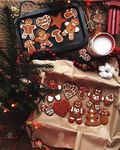 - Happy Christmas - Noel 2020 ideas-Happy New Year-Christmas Christmas Mood, Merry Little Christmas, Noel Christmas, Christmas Cookies, Christmas Gifts, Christmas Decorations, Christmas Dinner Pictures, Gingerbread Cookies, Kirklands Christmas