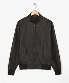 I think that this has replaced the Wax Harrington - It's a Coated Harrington now.  http://www.fredperry.us/men/jackets/coated-harrington-j4253.html  That's the site I found it at...do you like this one?