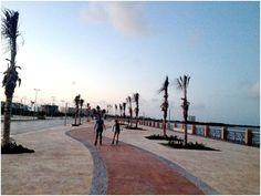 Malecon at Cancun