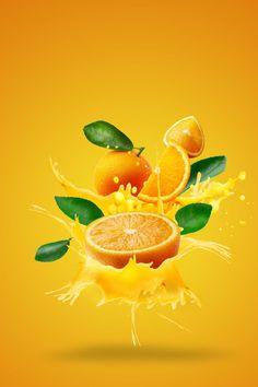 Orange Juice Splashing On Fresh Sliced Over Orange - Orange juice splashing on fresh sliced over orange Premium Photo Orange Fruit, Orange Juice, Orange Orange, Spice Image, Juice Ad, Call Orange, Fruit Splash, Wallpaper Nature Flowers, Juice Packaging