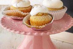 cupcake pie de limón