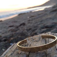 Legend Bracelet - Coordinates Collection - custom bracelet with the coordinates of your choice.