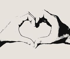 I've been making this heart gesture with my hands for a while. In this film, I'll plant saplings and then make an earthy heart, soil in fingernails, hands raised to the moon.