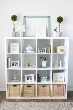 Home Office Organization for a Small Space – Home Office Design Diy Cheap Home Office, Home Office Space, Home Office Design, Home Office Decor, Cheap Home Decor, Office Ideas, Small Office Organization, Organization Ideas, Budget Home Decorating