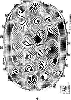 Crochet doilies from web - diamondinapril - Picasa Webalbumok