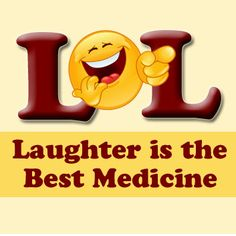 Doesn't a good belly laugh make you feel better? http://HealthandWellnessDigest.com/laughter-is-the-best-medicine/