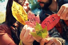 This is our fall save the date:)