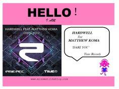#TIMERECORD #MATTHEW KOMA #EDM