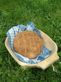 Pünkösdi kenyér teljes kiőrlésű lisztből | kőBEfőtt