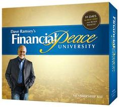 Joined Dave Ramsey's Financial Peace University April 15,2012