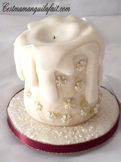 Faire Des Fleurs Hawaiennes Cake Design
