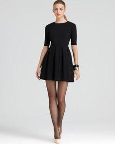 Cynthia Steffe Dress - Marietta Seasonless Wool   Bloomingdale's