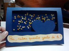 No dia 19 de Março foi o Dia do Pai. Na Psieducare®, foram elaborados postais pelos meninos do estudo acompanhado do 1º ciclo.