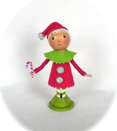 Christmas Clothespin Elves | Flickr - Photo Sharing! ...Pattie
