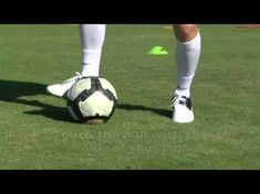 Soccer Warm Up Drill - Three Touch