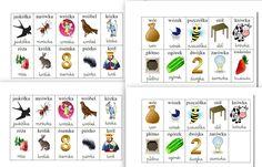 Ortograficzny Piotruś Learn Polish, Preschool Ideas, Learning, Kids, Speech Language Therapy, Young Children, Boys, Studying, Teaching