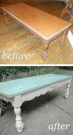 distressed furniture ideas