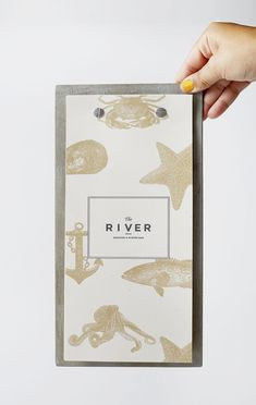 THE RIVER on Packaging Design Served