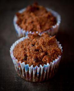 Cranberry pumpkin spice muffins