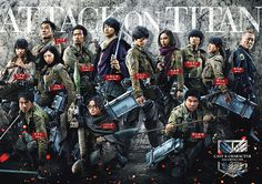 Second Trailer and Poster for Live-action Attack on Titan Movie Ups the Epic Intensity | A Koala's Playground