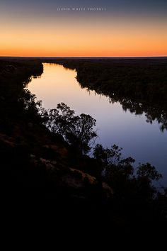 Murray River. My favourite place to be.