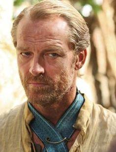 Iain Glen as Jorah Mormont, Game of Thrones