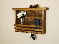 Hey, I found this really awesome Etsy listing at https://www.etsy.com/listing/203315404/rustic-key-holder-or-kitchen-organizer