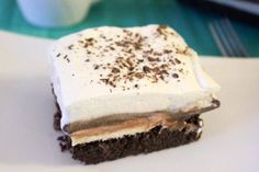 Best Brownie Delight {THM-S, Low Carb, Sugar Free} - My Montana Kitchen
