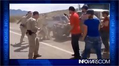 Feds Assault Cancer Victim, Pregnant Woman in Clash With Bundy Supporters