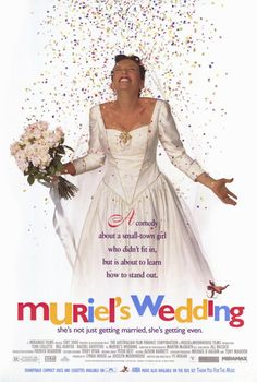 family dysfunctions in the film muriels wedding It's family-oriented and there's a lot of yummy food, and there's gift giving, and a   for a long time i thought your first film was muriel's wedding.
