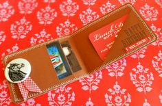 18 Creative Ways to Give Cash & Gift Cards. This paper wallet comes with template and tutorial.