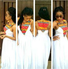 Beautiful dress. Diy!