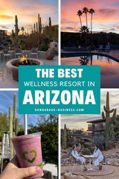 What's it like to stay at a wellness resort? Here's what to expect, based on a visit to CIVANA, a great wellness resort in Arizona! Solo Vacation, Couples Vacation, Solo Trip, Solo Travel, Travel Usa, Wellness Resort, Romantic Weekend Getaways, Us Travel Destinations, Detox Smoothies