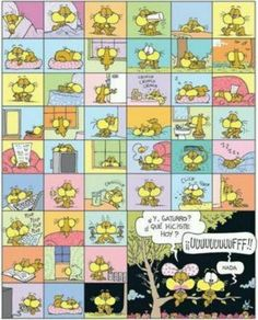Gaturro is an amazing comic strip for using an authentic source in the language classroom.