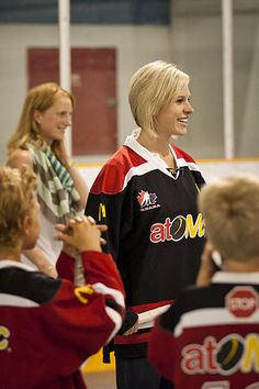 Andrea Norberg Photography | Event Photography | atoMc hockey 2014 with Tessa Bonhomme
