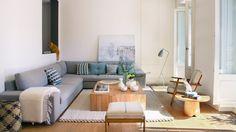 Hoy hemos seleccionado la reforma que el estudio de arquitectura ÁBATON ha realizado en una vivienda en Madrid. Más concretamente, en el barrio de Salamanca. Un proyecto que pone de manifiesto la calidad del trabajo y el buen hacer de sus autores. Una casa en la que todos querríamos vivir. #diseno #interiores #reformas #deco #decoracion