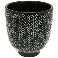 Kvist Pot – Black