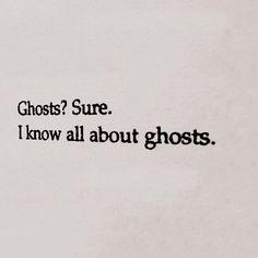 ghosts Bild bei We Heart It