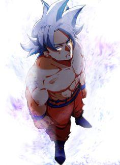 Goku Dragon Ball Z, Dragon Z, Goku Ultra Instinct Wallpaper, Dbz Images, Best Animes Ever, Ball Drawing, Goku And Vegeta, Anime Comics, Absolute Power