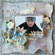 Vinter *Maja Design* - Scrapbook.com