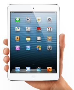 Apple Unveils iPad Mini - Read all about it here // Do you want one?