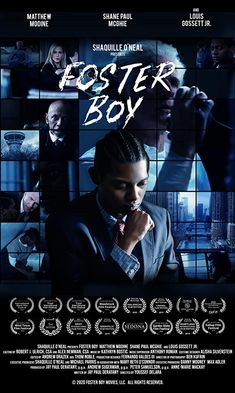 Foster Boy (2019) Michael is a high-powered lawyer and Jamal is an angry young man who has been imprisoned after years of abuse in the foster care system. Together they have to overcome their differences to find justice and expose the foster care system.