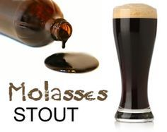 Molasses Stout - would need a lengthy secondary to mellow out