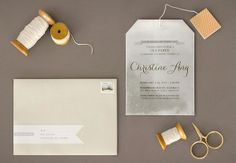 My perfect Savannah Tea Party wedding invitations! If any if you brats steal this, chances are, I know where you live!