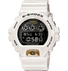 Men's Wrist Watches - Casio GShock Limited Edition Crocodile Textured White Resin Mens Watch DW6900CR7CR * Want to know more, click on the image.