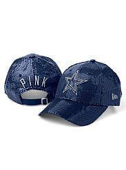 Dallas Cowboys Sequin Hat