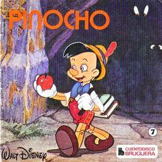 Cuentos infantiles: Pinocho. Cuento popular. Village People, Bart Simpson, My Eyes, Disney, Books, Fictional Characters, Aurora, Folktale, Illustrations
