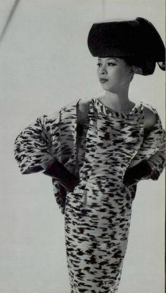 1963 - Balenciaga Ensemble