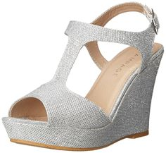 Rampage Women's Candelas Platform Sandal ^^ Quickly view this special product, click the image : Wedges Shoes