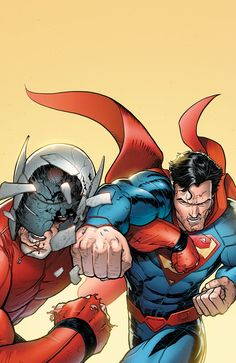 Is Orion DC's New Wipping Boy? - Orion - Comic Vine